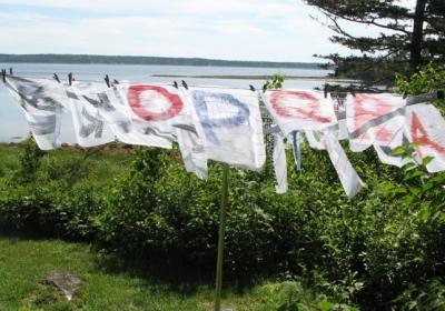 Nova Scotia Alphabet