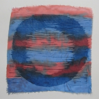 Red and Blue Yantra_Desiree_Alvarez